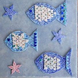 Fish Lace porcelain