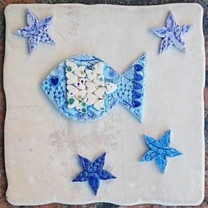 Fish Porcelain 1