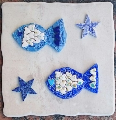 Fish Porcelain 2