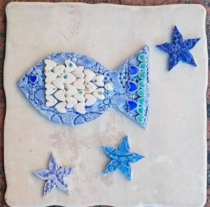 Fish Porcelain 4
