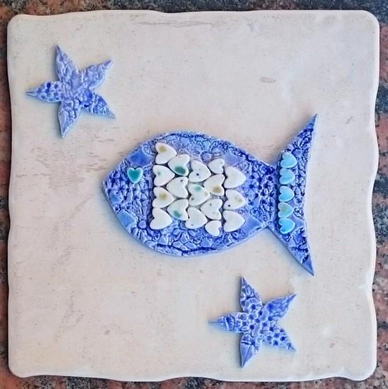 Fish Porcelain