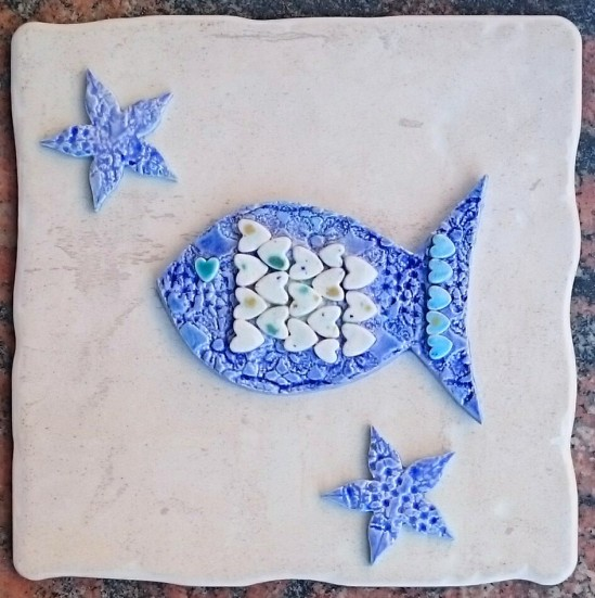Fish Porcelain