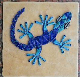 Gecko mauritius blue