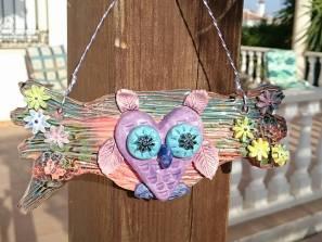 owl-plaque