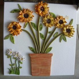 sunflowers-and-daisies