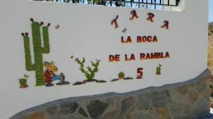 Tara La Boca de la Rambla
