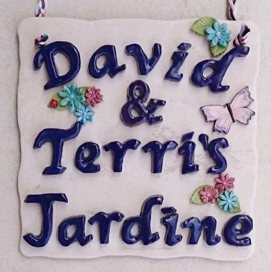 Terri & David