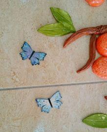 butterflies-on-orange-tree