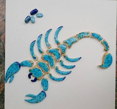 scorpion-mauritius-blue