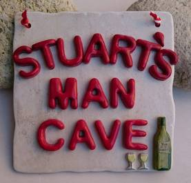 Stuart's Man Cave