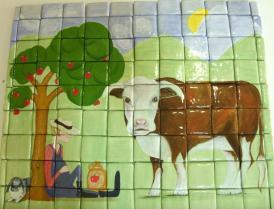 Kitchen tiles 2